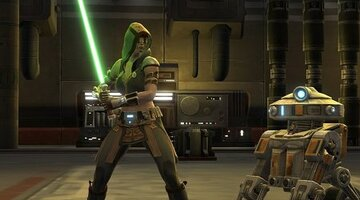 BioWare says that Star Wars: The Old Republic is not in decline