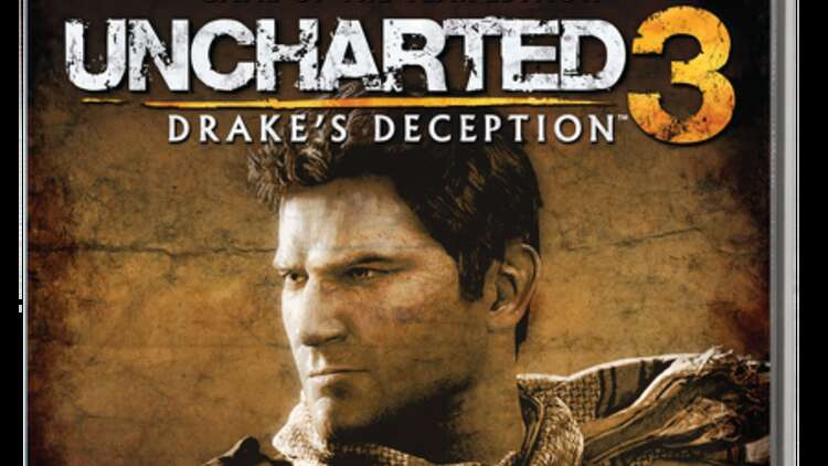 Uncharted 3 Drake S Deception Game Of The Year Edition Announced
