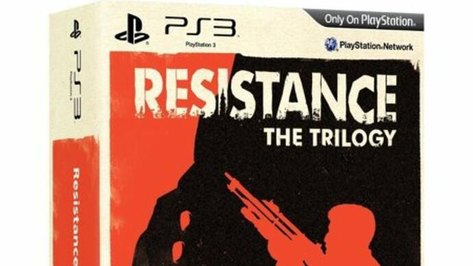 Sony confirms Resistance: The Trilogy release