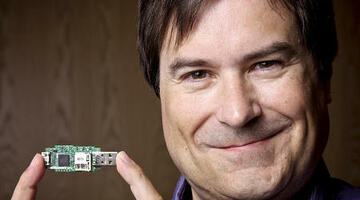 Braben to present Raspberry Pi at Develop