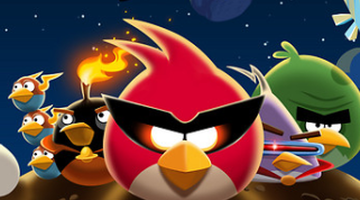 Angry Birds Space quickly reaches 50m downloads