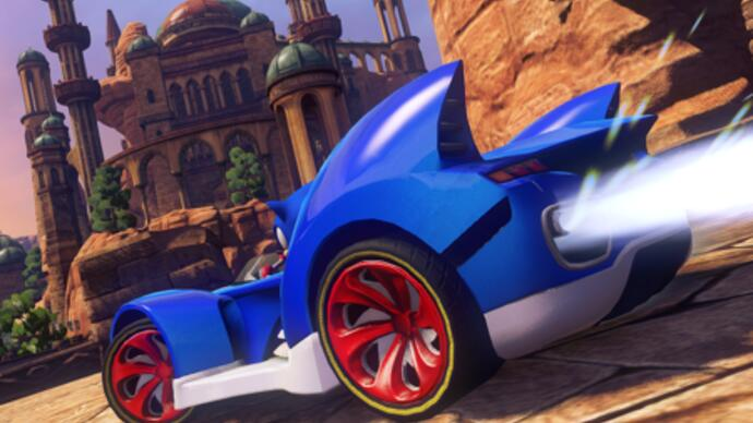 Sonic and All-Stars Racing Transformed Preview: The Saviour of Arcade Racers