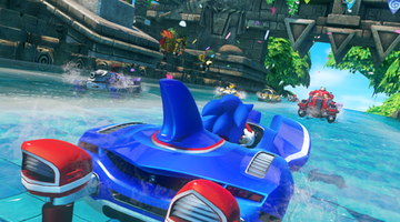 """Sonic All-Stars Racing dev says racing games """"need"""" next gen consoles"""