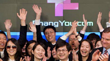 ChangYou Q1 profits and revenues exceed guidance