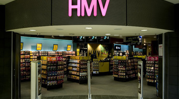 Annual HMV sales shrink 18% with debt of �168 million