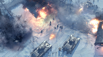 THQ hopes Company of Heroes 2 will boost bottom line