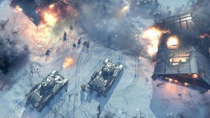 THQ confirms Company of Heroes2