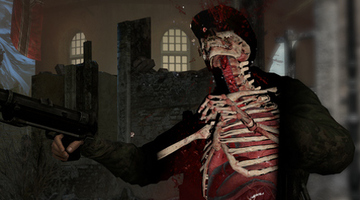Sniper Elite conquers the UK charts for Rebellion