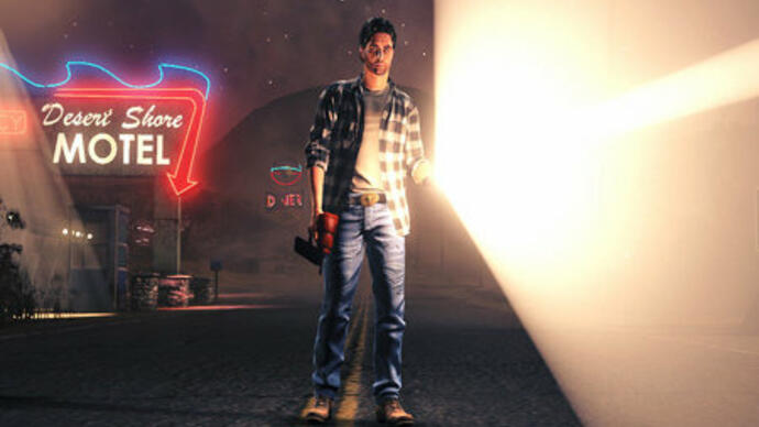 Alan Wake's American Nightmare PC release confirmed