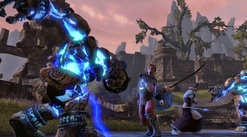 "Elder Scrolls Online looking to be a ""good game first"""