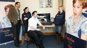 GameHorizon partners with SpecialEffect