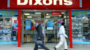 Dixons reports 3% YoY fall in sales
