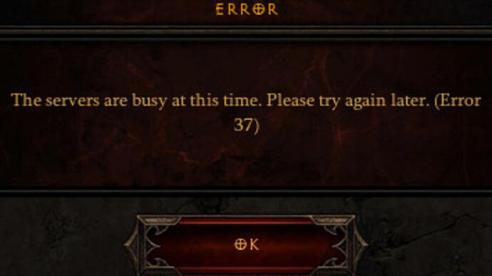 "Diablo 3 servers ""at full capacity"" following midnight launch"