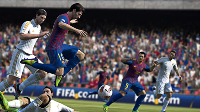 FIFA 13 Preview: A Final Flourish?