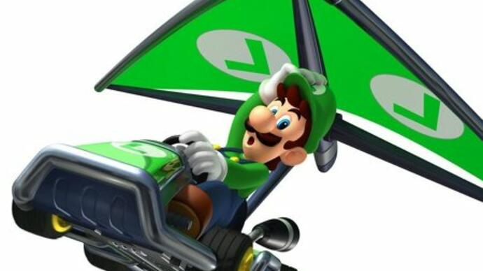 Nintendo deploys glitch-fixing Mario Kart 7 patch