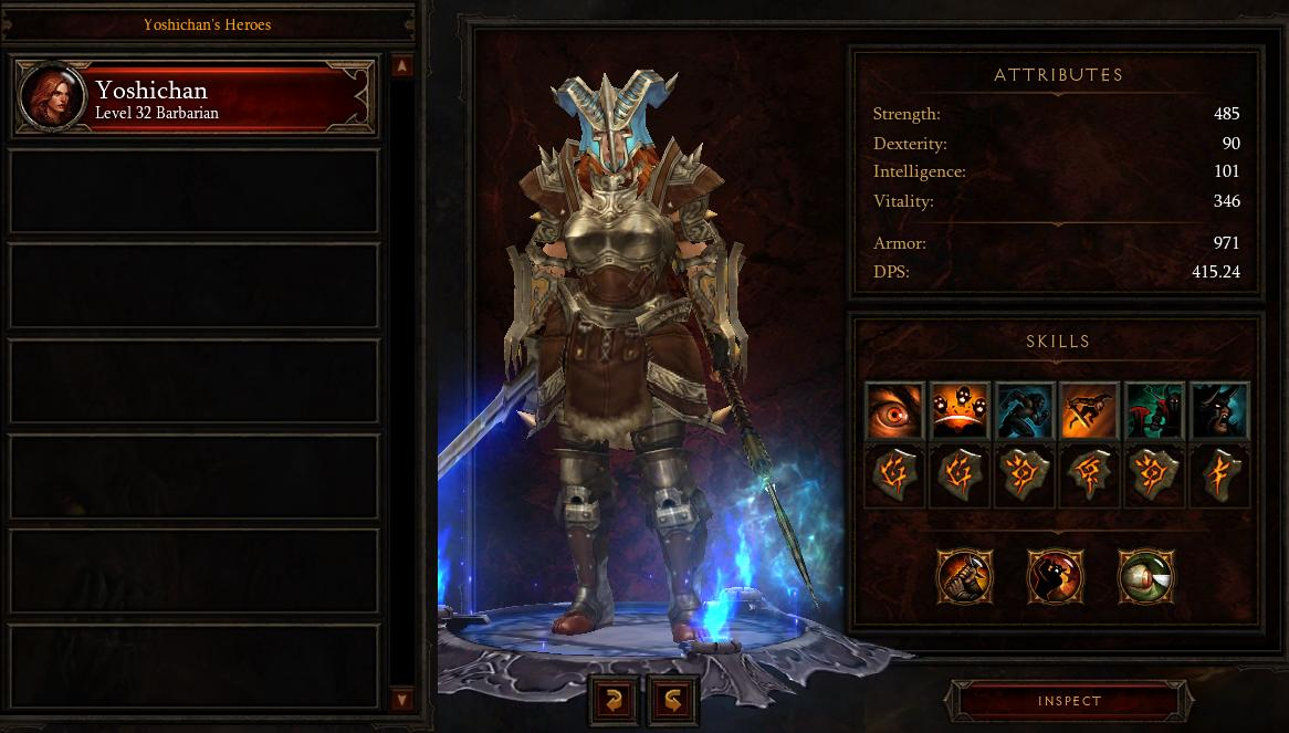 what is max level in diablo 3
