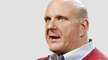 Microsoft's Steve Ballmer named America's worst CEO by Forbes