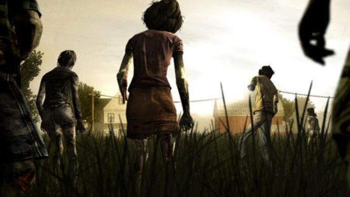 The Walking Dead races to 1 million sales