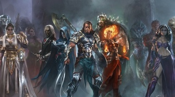 Finding Publisher 2.0: Wizards of the Coast