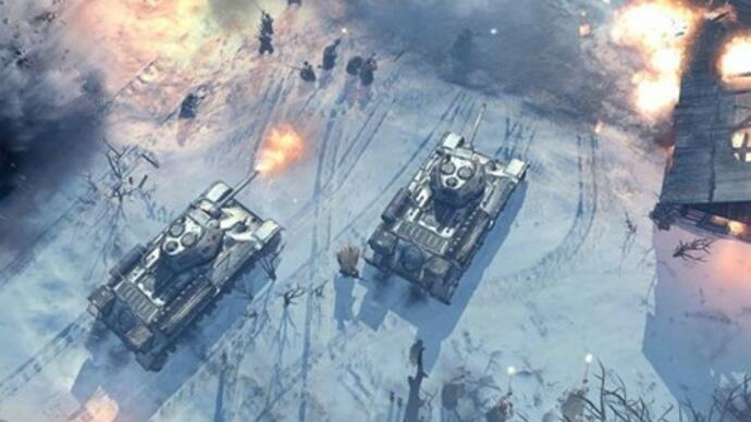 Company of Heroes 2 Preview: RussianAttack