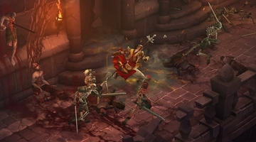 Diablo III problems persist with hacked accounts - report