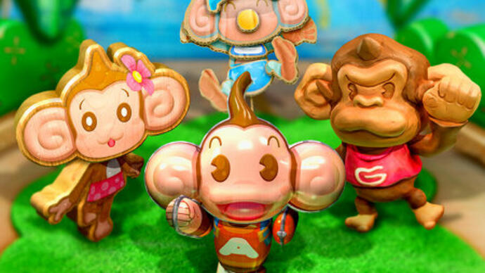 Super Monkey Ball: Banana Splitz release date announced