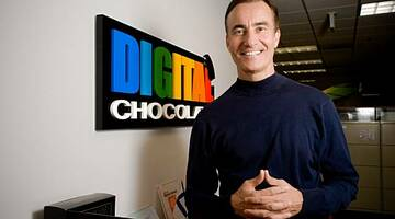 Trip Hawkins steps down as Digital Chocolate CEO