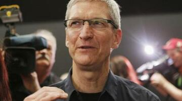 "Apple CEO Tim Cook: ""not interested in being in the console business"""