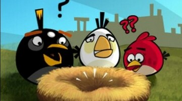 Angry Birds drives 10 per cent of UK gaming volume in Q1