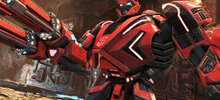 Anunciado Transformers: Fall of Cybertron para PC