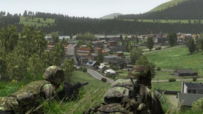 Arma 2: Army of the Czech Republic DLC announced