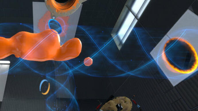 Portal 2 DLC announced for PlayStation Move