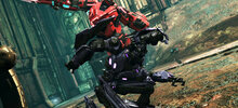 Transformers: Fall of Cybertron Preview