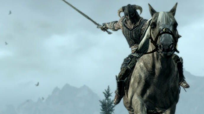 Skyrim 1.6 update goes live on Xbox 360