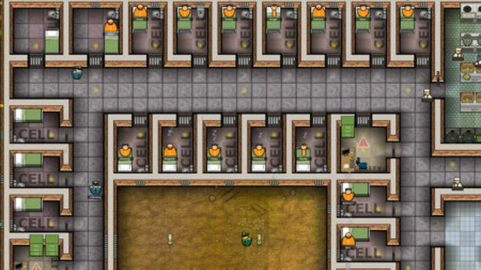 Prison Architect developer session announced for Rezzed in July