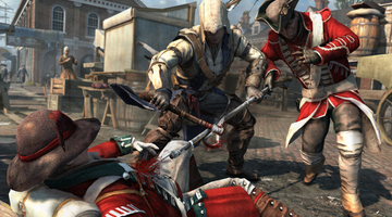"Assassin's Creed III devs have ""nothing against"" the British"