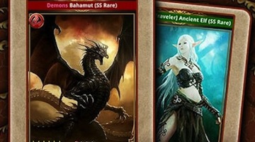 Rage of Bahamut tops Google Play and App Store charts