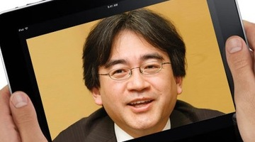 Iwata doubts impact of Apple TV on consoles