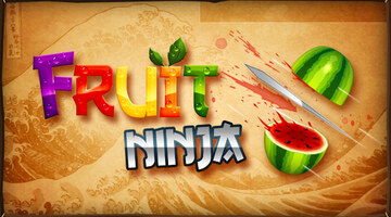 Fruit Ninja selling licensed products worldwide