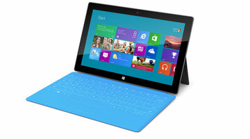 Microsoft announces Surface tablets