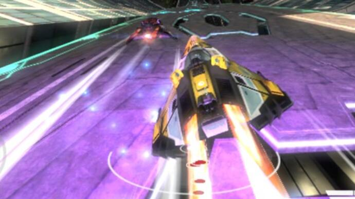 WipEout HD and WipEout HD Fury content confirmed for WipEout 2048