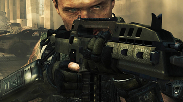 Nintendo talks Call Of Duty on Wii U
