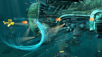 Sine Mora heading to PSN