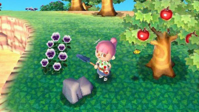 Animal Crossing 3DS trailer shown inJapan