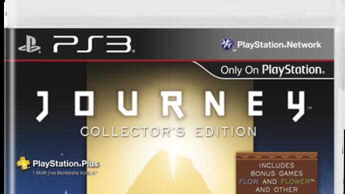 Journey Collector's Edition innards confirmed