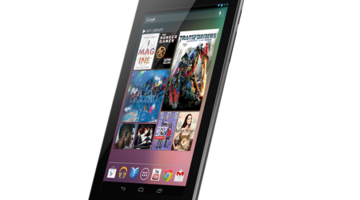 Google Nexus 7 tablet coming in July at $199