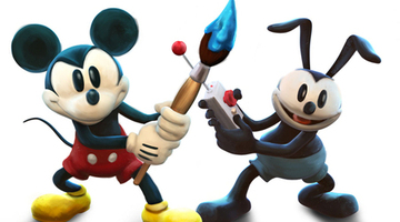 Epic Mickey Marketing to the Second Power
