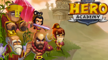Hero Academy heading to China via Yodo1
