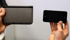 The 3DS XL vs. the iPhone 4.