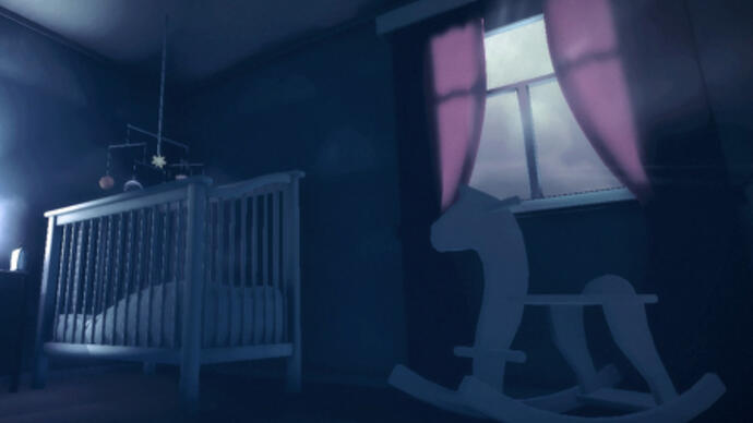 Among The Sleep Preview: They Mostly Come At Night